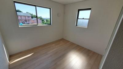 2面採光で通風も良好♪ 新築戸建の事はマックバリュで住まい相談へお任せください。