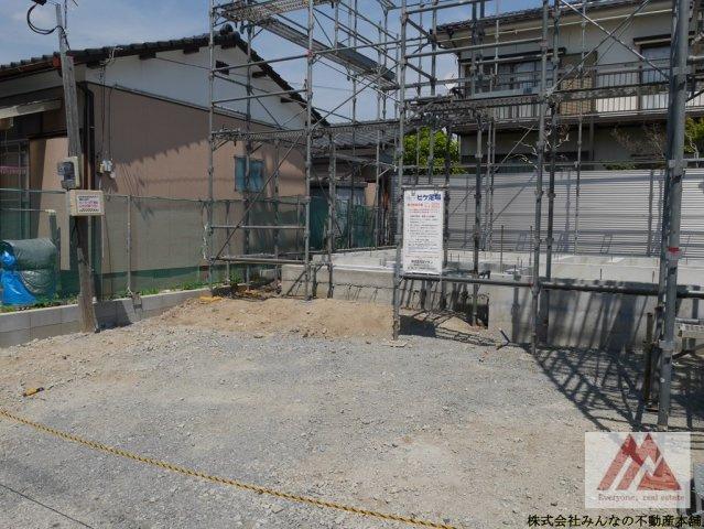 【前面道路含む現地写真】久留米市長門石 オール電化 一建設株式会社