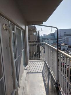 南向き7階部分につき、陽当り眺望良好です!