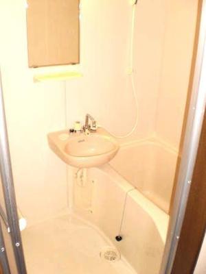 【浴室】パセオ西芦屋