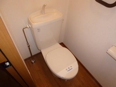 温水洗浄便座に変更