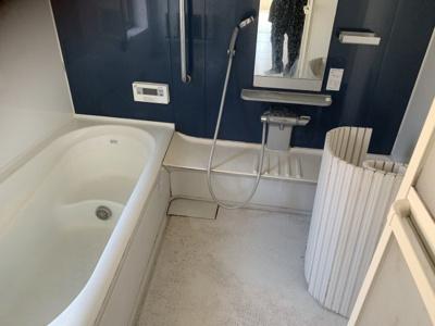【浴室】鹿松町戸建