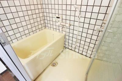 【浴室】クリスタルシャトー
