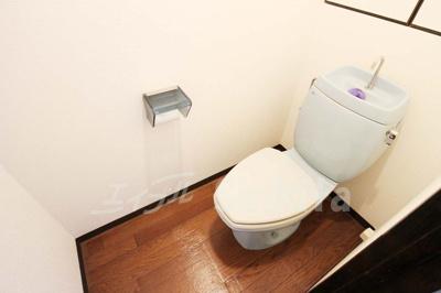 【トイレ】クリスタルシャトー