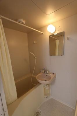 【浴室】ショーケー上杉二号館