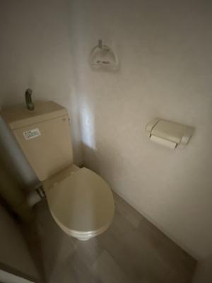【トイレ】シャトレ北川