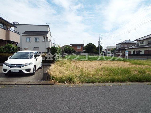 【外観】久喜市伊坂 売地