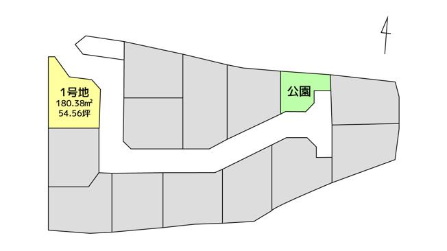 【プラン例①】 リビング・ダイニング・キッチンがすべて見渡すことが出来る空間となっているため、家族がどこにいても顔を合わせることが出来ます。建物参考価格1,590万