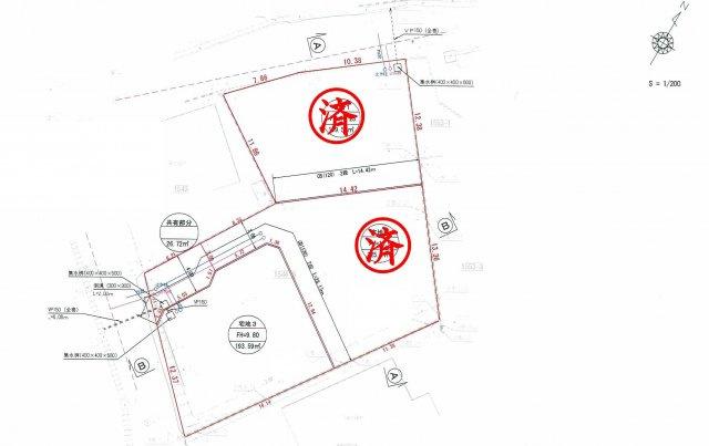 【土地図】宇城市松橋町 3号地