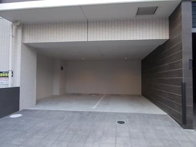 【駐車場】レジデンシア花の木