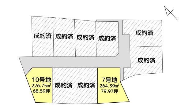 【10号地プラン例①】 お子様の宿題をするスペースをしてだけでなく、ワークスペースや家族の写真を飾ったり、ライフスタイルに合わせた空間にできます。建物参考価格1,590万