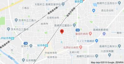 【地図】ハイツ江東1