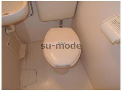 【トイレ】ハイツ江東1
