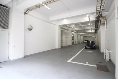 【駐車場】三宮京町ビル