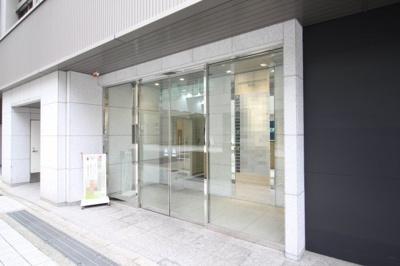 【エントランス】三宮京町ビル
