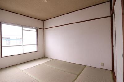 【寝室】名谷農住団地H棟