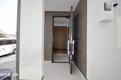 【外観:施工例】加東市社広野1号地