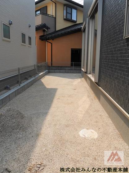 【庭】久留米市三瀦町 第4 オール電化 一建設株式会社