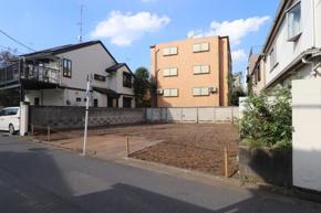 杉並区浜田山2丁目 建築条件付き売地 全3区画の画像