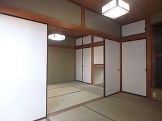 【和室】新曽南戸建1