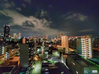 【展望】パラシオ北梅田