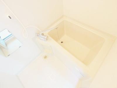 【浴室】クレセント長尾