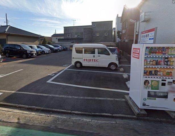 【外観】川名町2丁目第2駐車場