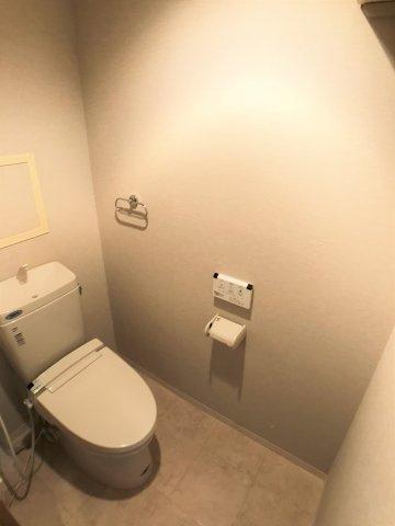【トイレ】ルネ六甲八幡町