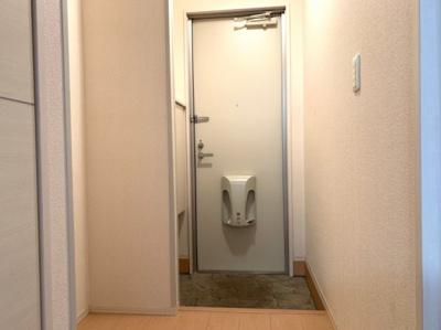 きれいな玄関です 【COCO SMILE ココスマイル】同型タイプ