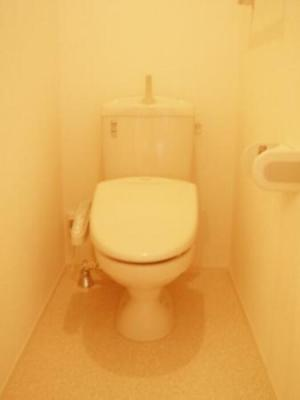 落ち着いた色調のトイレです 【COCO SMILE ココスマイル】同型タイプ