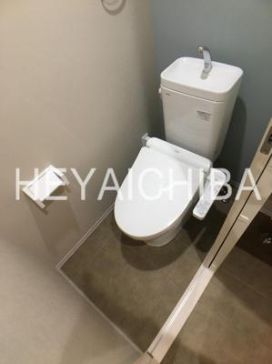 【トイレ】雨千平安楼(ウセンヘイアンロウ)