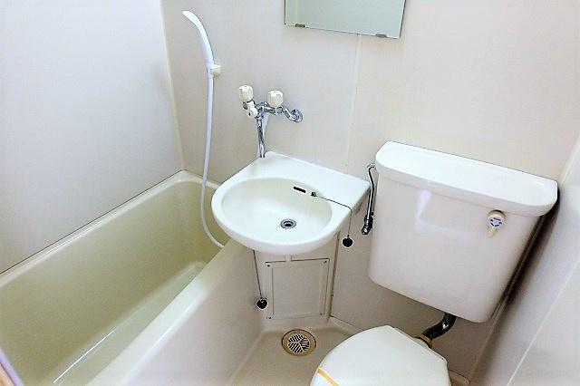 【浴室】パル京南17