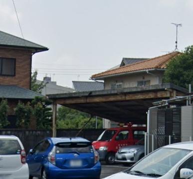 【外観】川名本町2丁目Yパーキング(屋根)