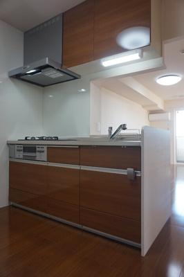 【キッチン】サンラモン覚王山
