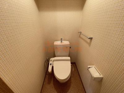 【トイレ】ロッヂングス東屋敷