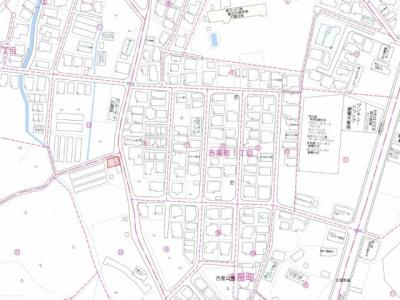 【地図】垢田町5丁目N借地