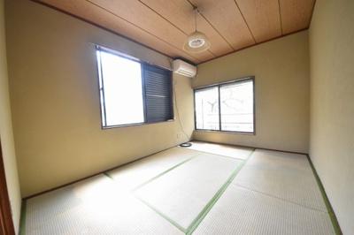 【寝室】積田荘