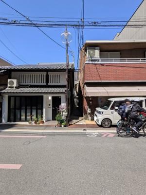 【前面道路含む現地写真】京都市下京区天神前町