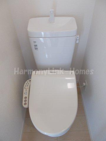 フェリステンダーのトイレ