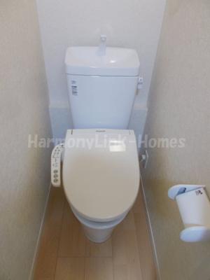 フェリスマーチのトイレも気になるポイント☆