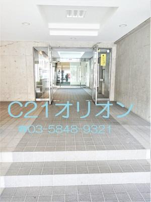 【エントランス】ファミール井荻