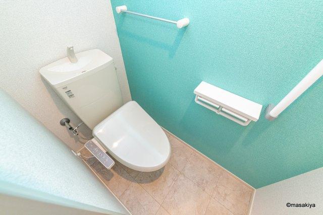 【トイレ】シャルマン櫻街 十番館