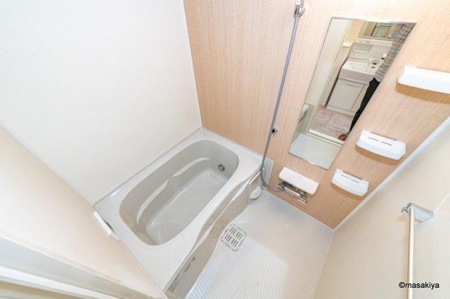 【浴室】シャルマン櫻街 十番館