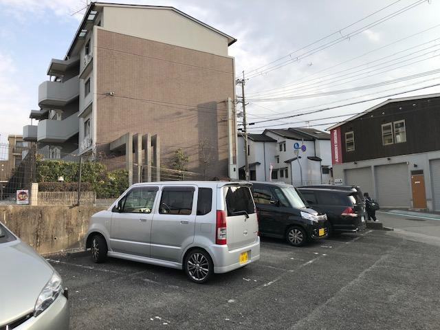 【駐車場】アイエスオー弐番館