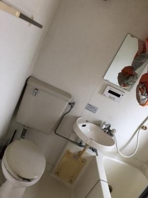 【浴室】東岡屋貸事務所