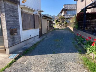 【駐車場】東岡屋貸事務所