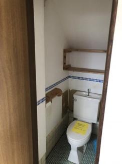 【トイレ】東岡屋貸事務所