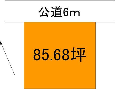【土地図】笠間市大古山土地