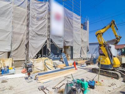 【外観】東海市高横須賀町西屋敷70【仲介手数料無料!】全2棟 新築一戸建て