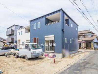 【外観】東海市高横須賀町西屋敷70【仲介手数料無料!】全2棟|新築一戸建て